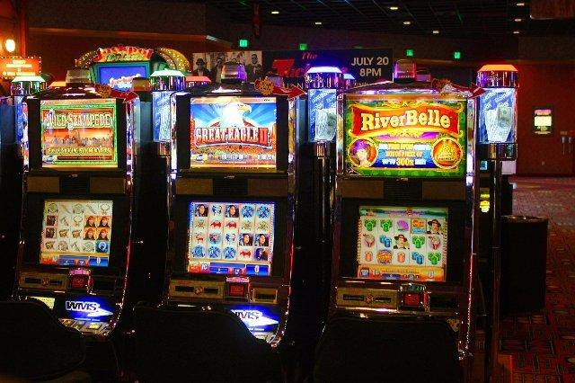 Различные типы игровых автоматов онлайн на slotokub.ru