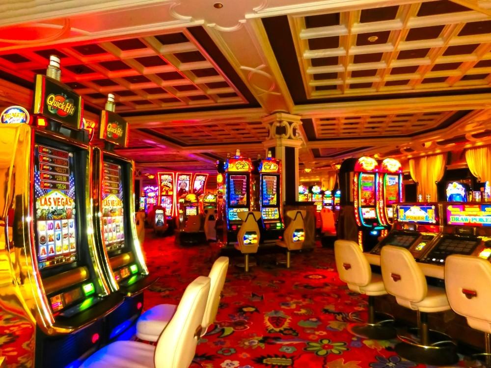 Игровой автомат казино для игры в слоты